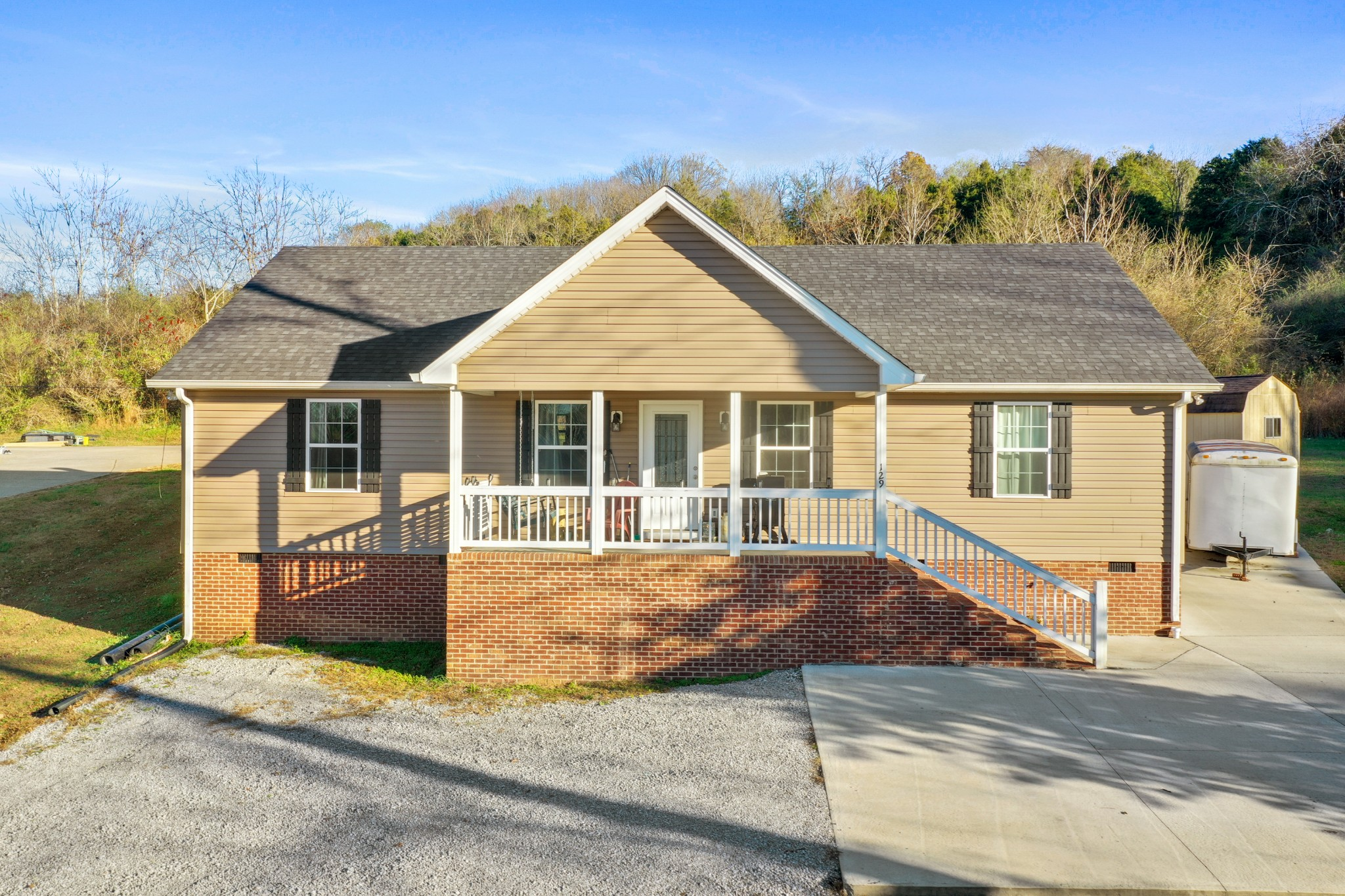 129 Chester St Property Photo - Gordonsville, TN real estate listing