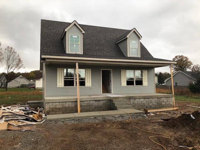 319 Lexie Drive Property Photo - Lewisburg, TN real estate listing