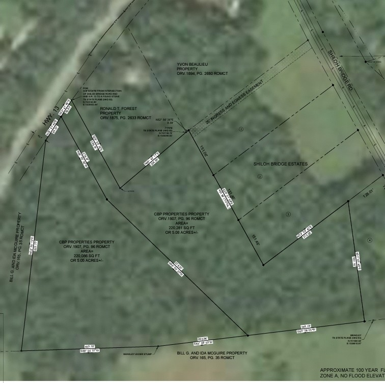 2950 Highway 13 Property Photo - Cumberland Furnace, TN real estate listing