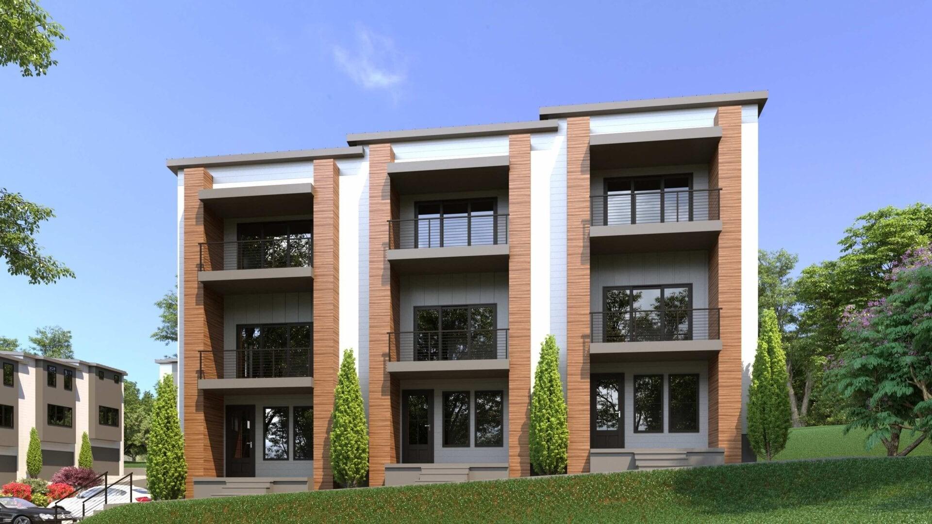 809 Watts Terrace 3 Property Photo - Nashville, TN real estate listing