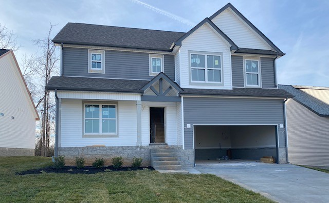 397 Autumn Creek Property Photo - Clarksville, TN real estate listing