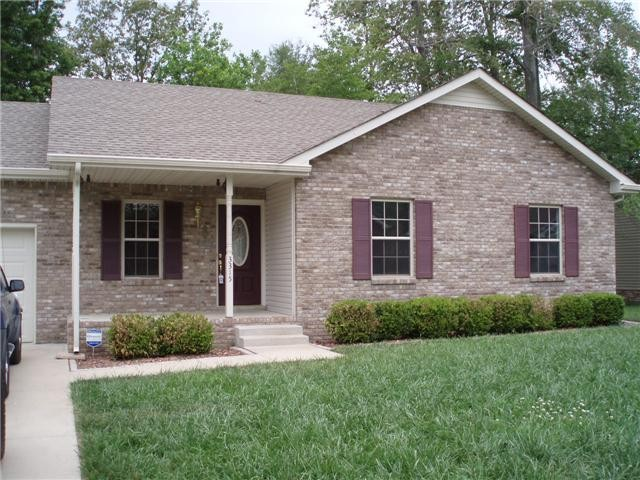 3315 S Senseney Cir Property Photo - Clarksville, TN real estate listing
