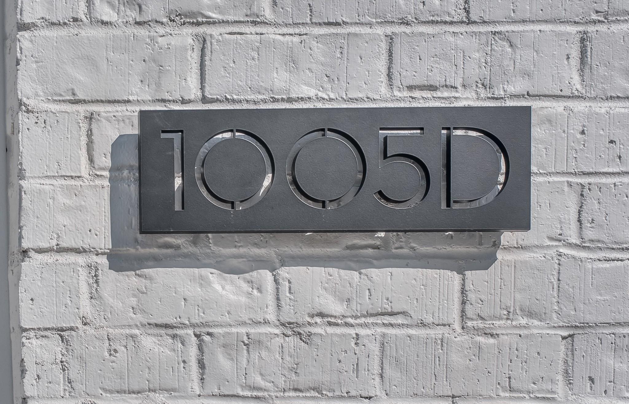 1005 12th Ave S #D Property Photo - Nashville, TN real estate listing