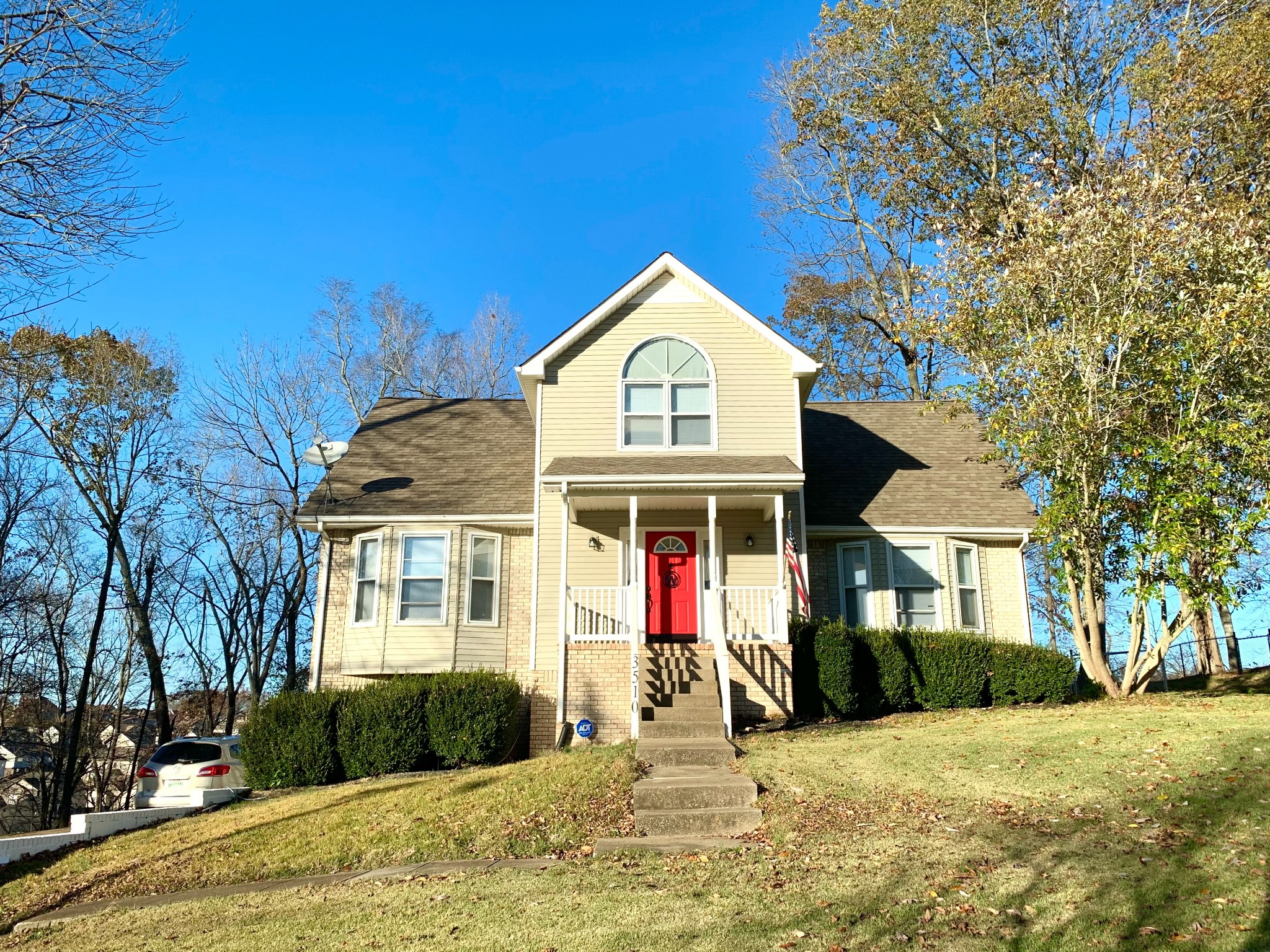 3510 Clearwater Dr Property Photo - Clarksville, TN real estate listing