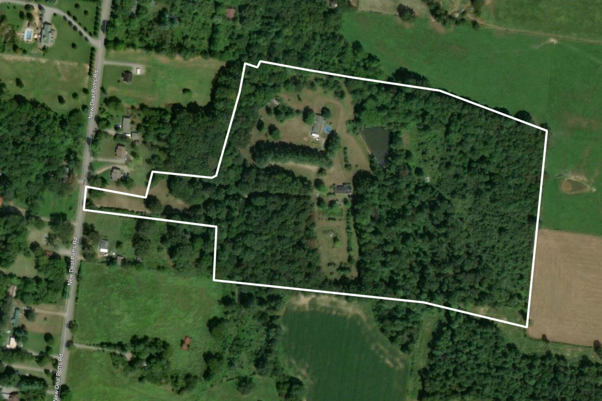 782 New Deal Potts Rd Property Photo - Cottontown, TN real estate listing