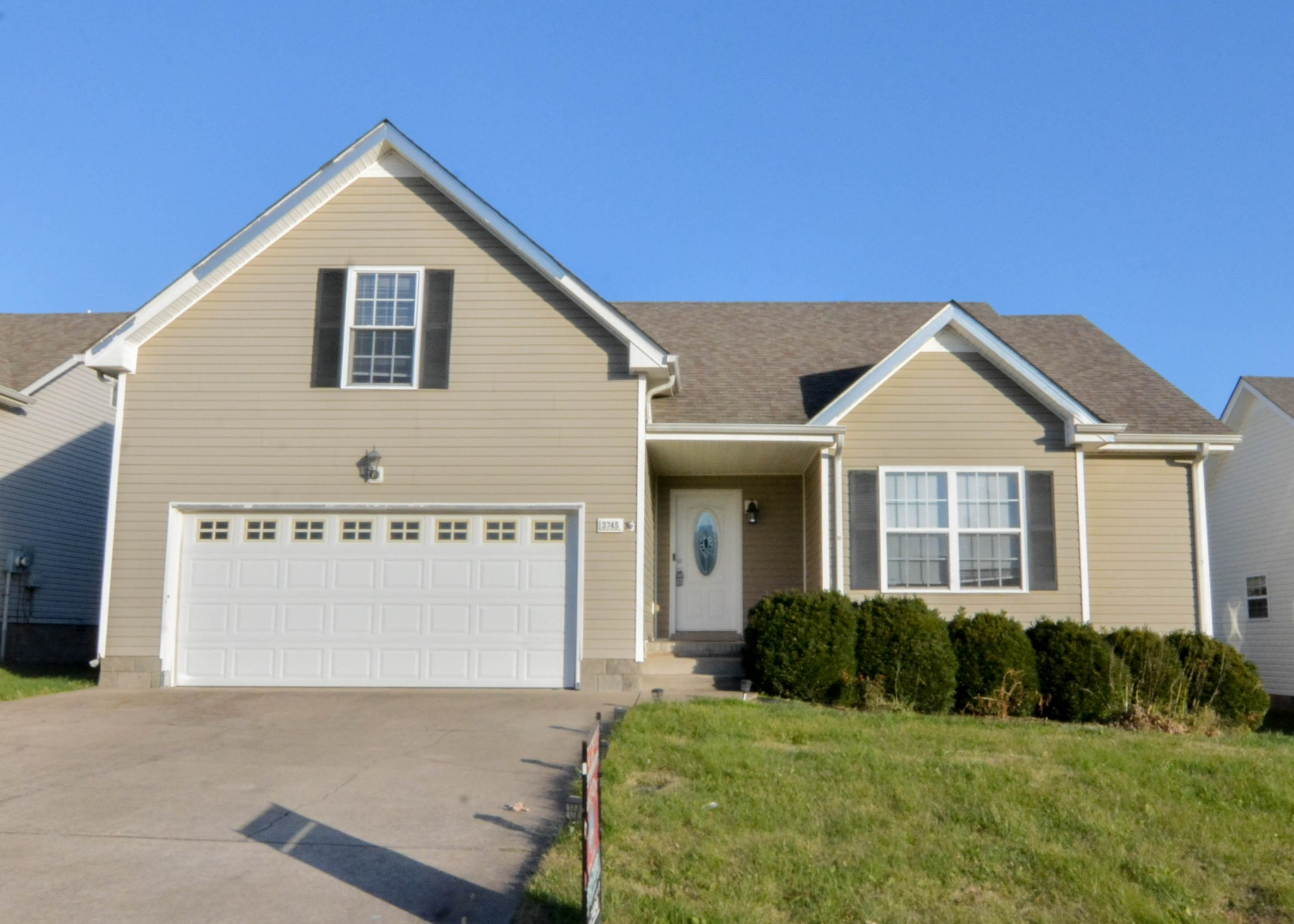 3745 N Jot Dr Property Photo - Clarksville, TN real estate listing
