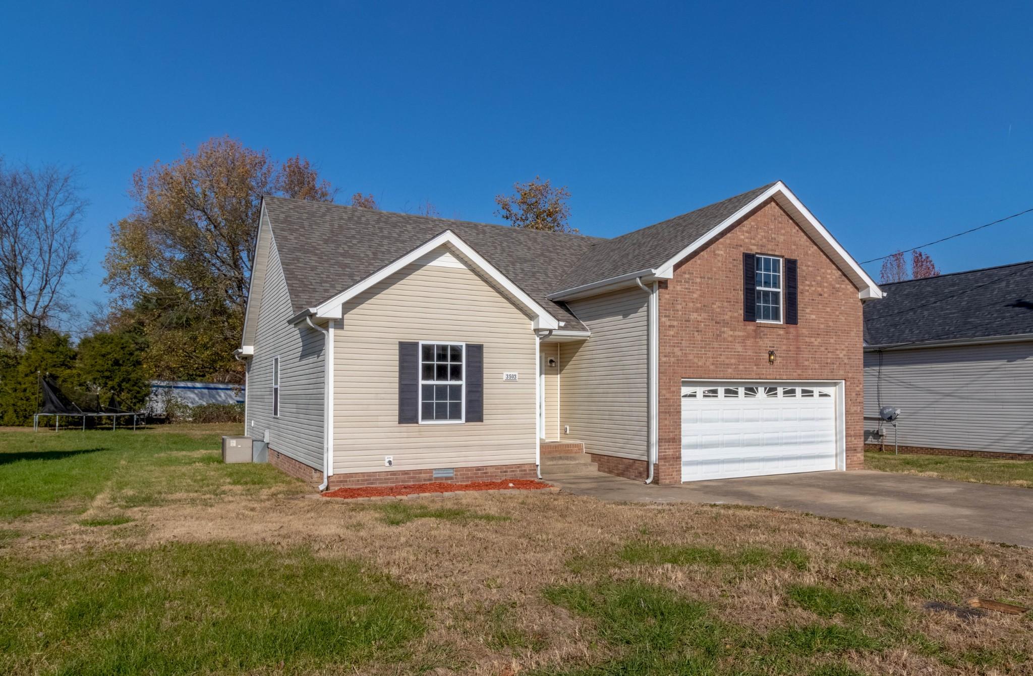 3503 Sandpiper Dr Property Photo - Clarksville, TN real estate listing