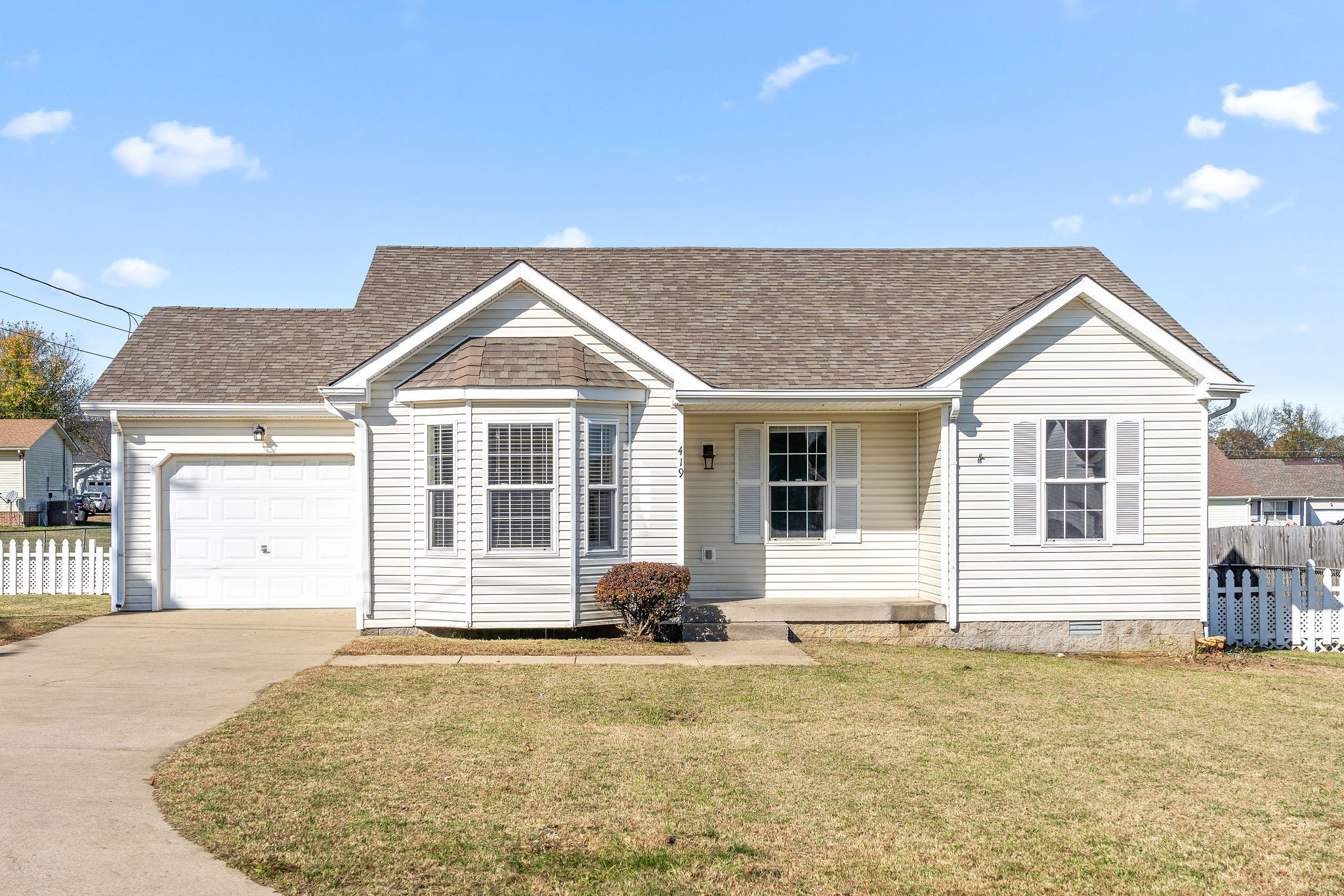 419 Pacific Ave Property Photo - Oak Grove, KY real estate listing