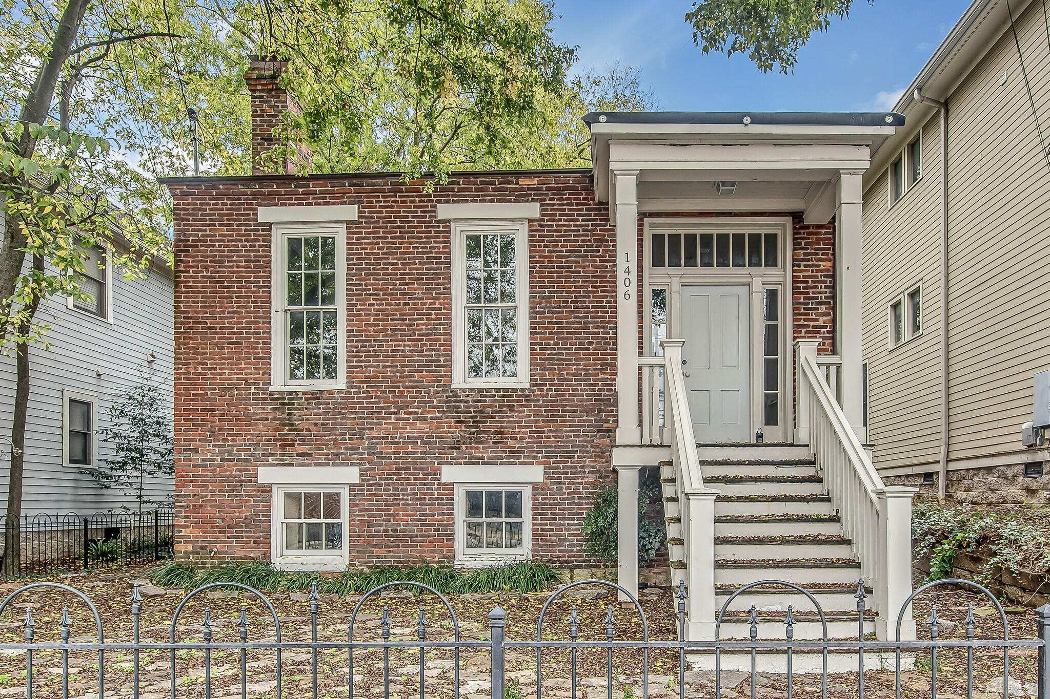 1406 5th Ave N Property Photo - Nashville, TN real estate listing