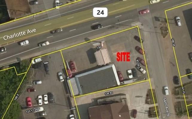 5401 Charlotte Ave Property Photo - Nashville, TN real estate listing