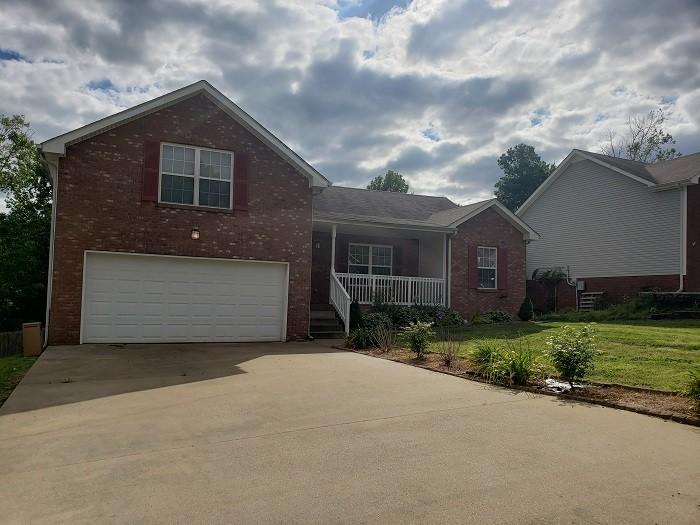 1715 Ridge Runner Ct Property Photo - Clarksville, TN real estate listing