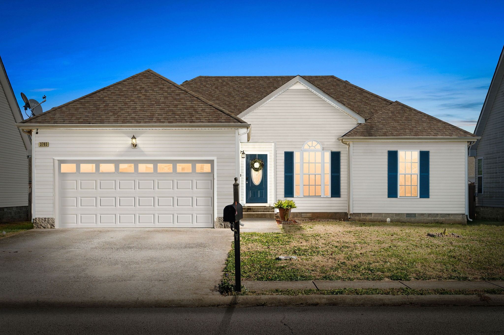 3783 Cindy Jo Dr N Property Photo - Clarksville, TN real estate listing