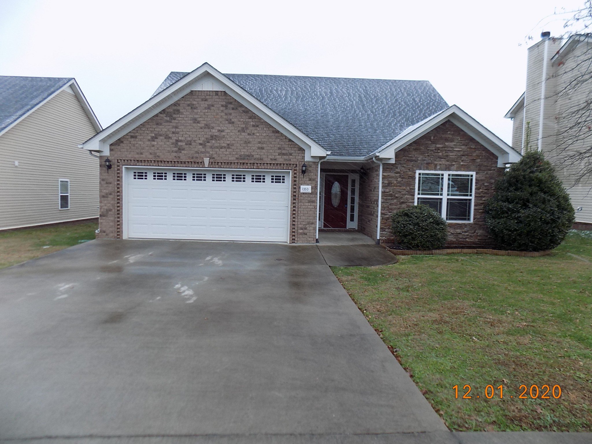 1353 Allmon Dr Property Photo - Clarksville, TN real estate listing