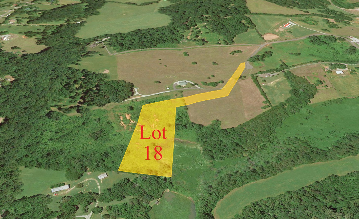0 Pinto Ridge Drive Property Photo - New Market, TN real estate listing