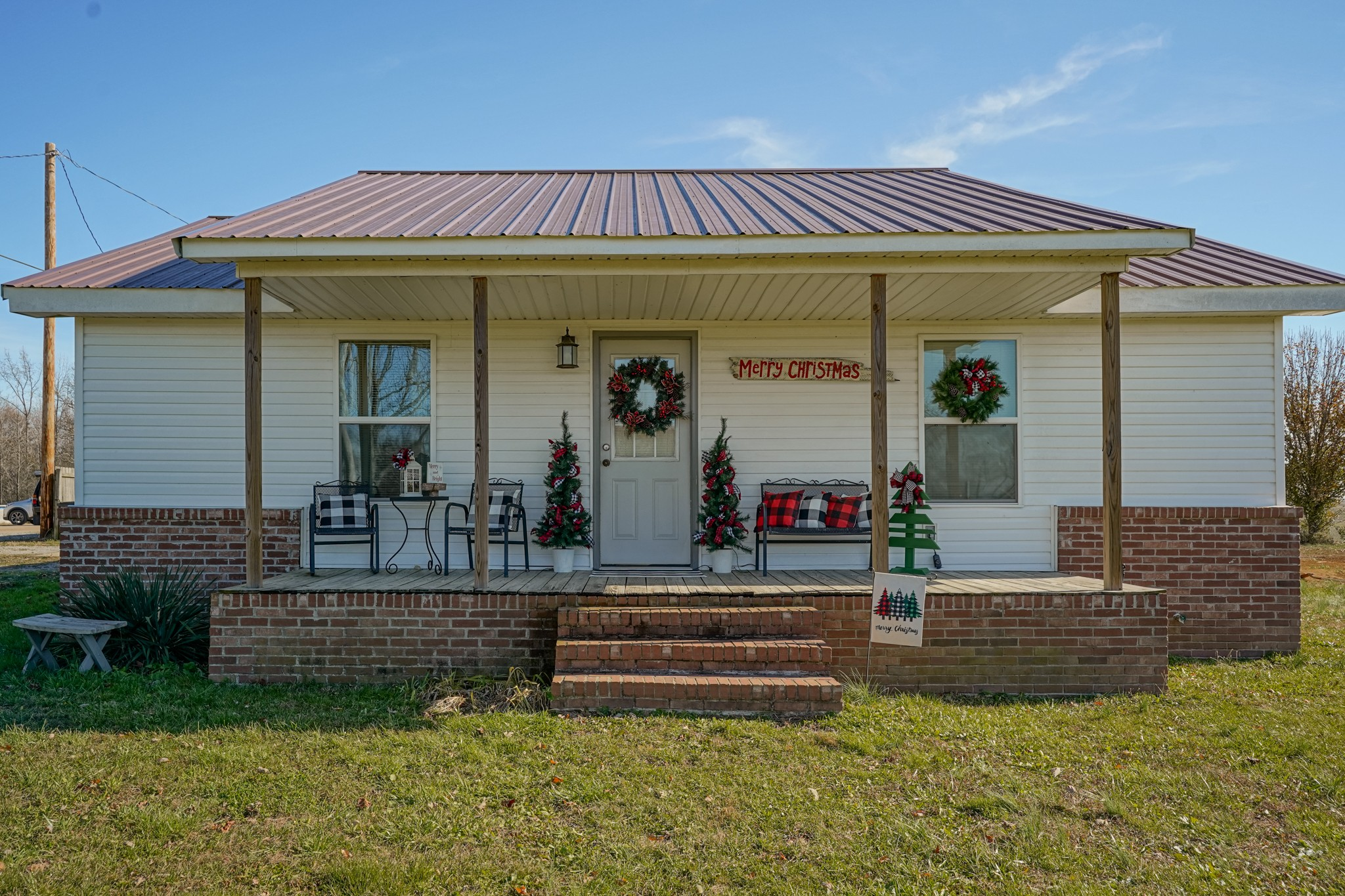 1231 Mattox Town Rd Property Photo - Lawrenceburg, TN real estate listing