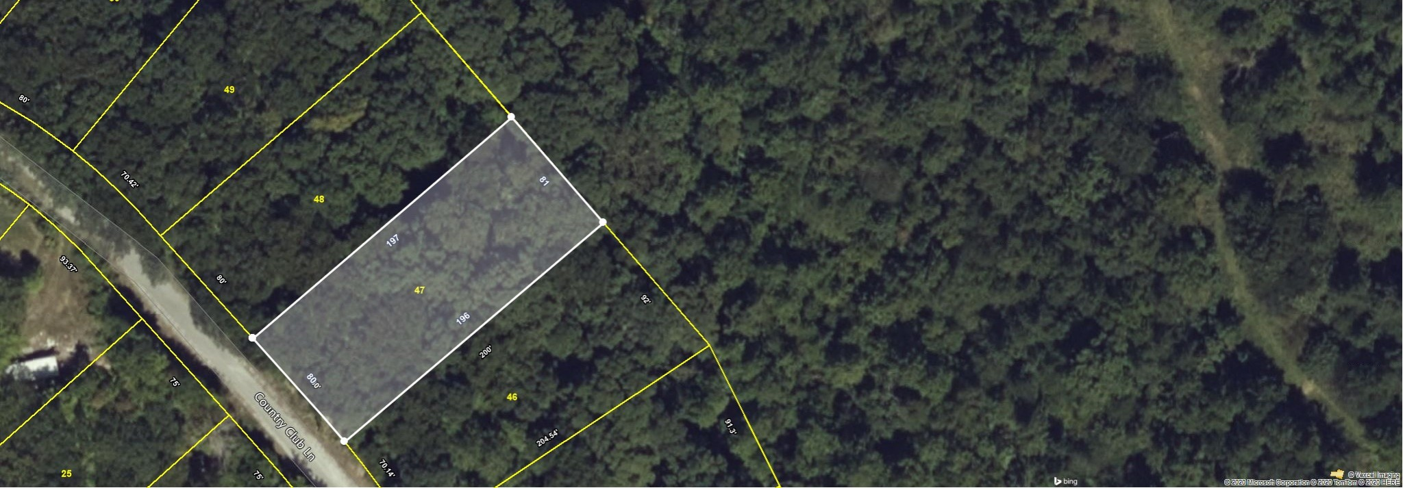 0 Country Clb Ln. LOT 47 Property Photo - Holladay, TN real estate listing