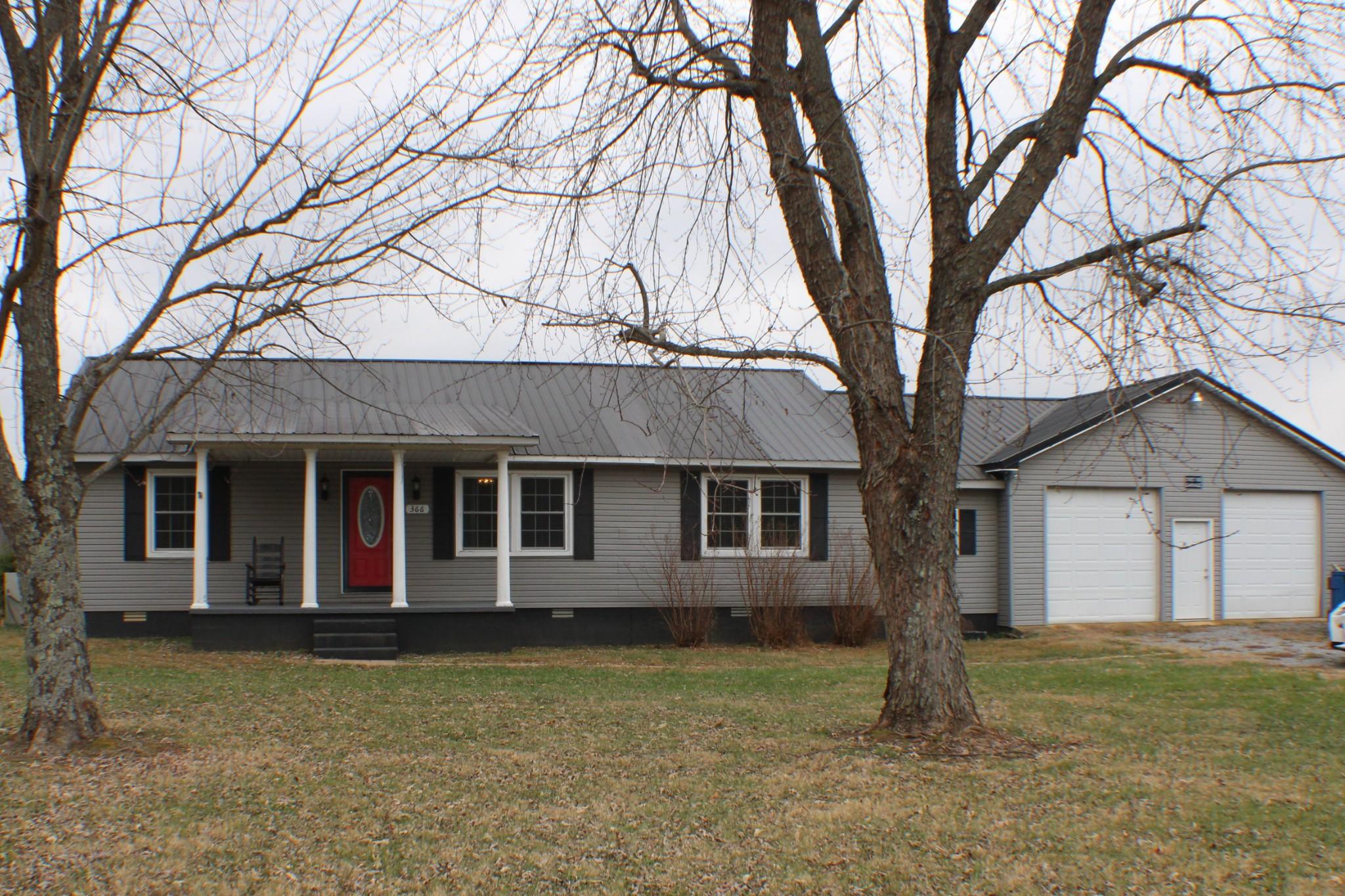 366 Pea Ridge Rd Property Photo - Woodbury, TN real estate listing