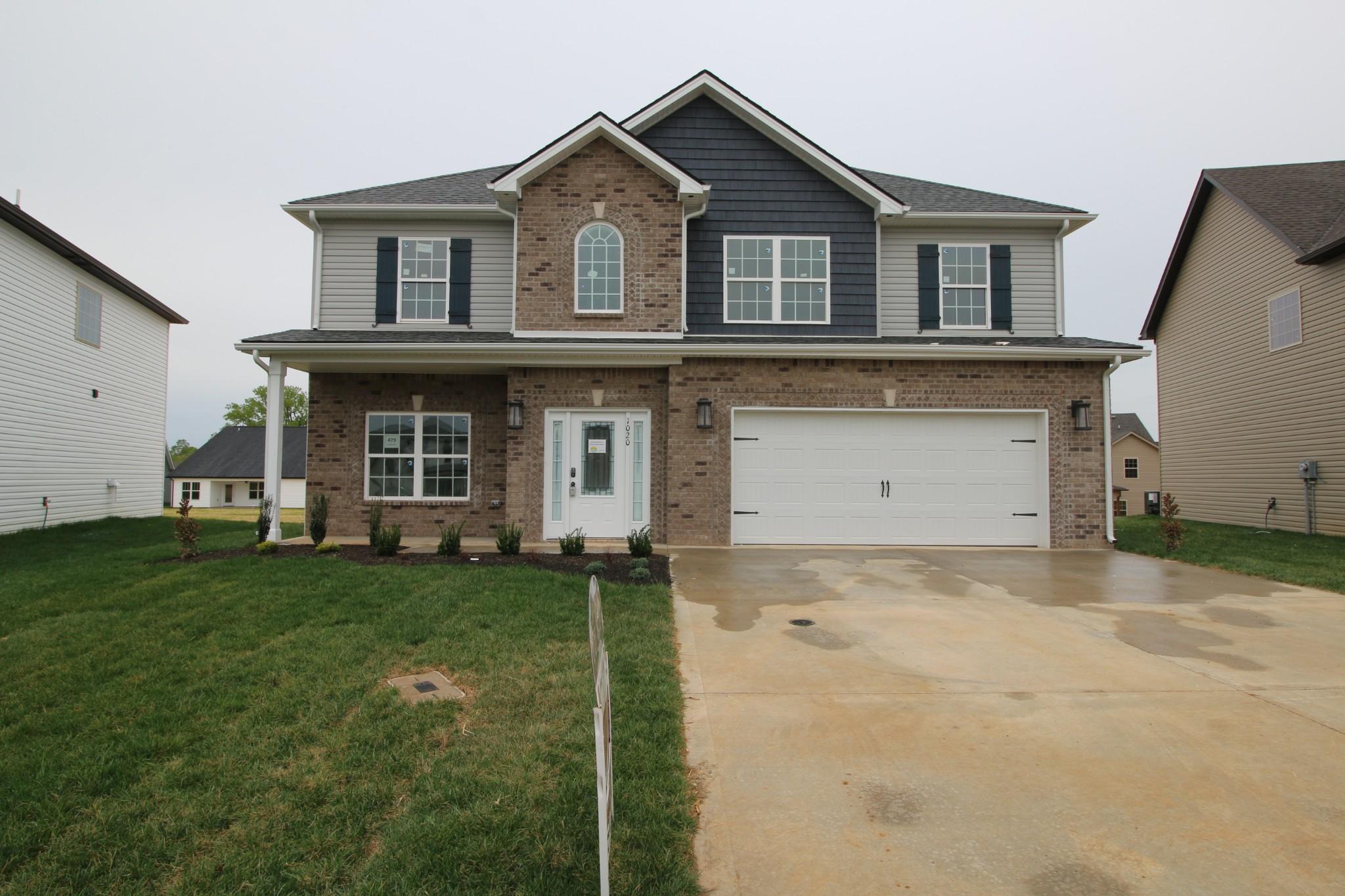 479 Autumn Creek Property Photo - Clarksville, TN real estate listing
