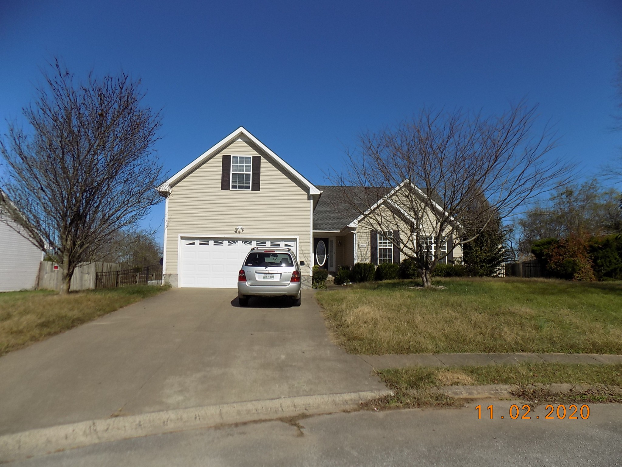 4053 Challis Dr Property Photo - Clarksville, TN real estate listing