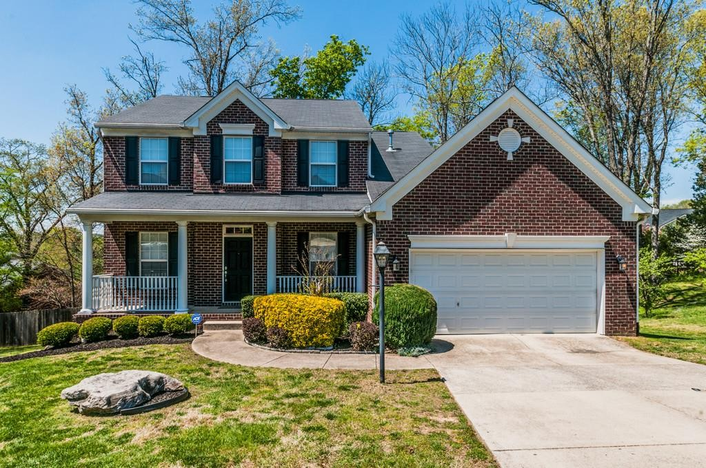 3208 Woodspring Ct Property Photo - Nashville, TN real estate listing