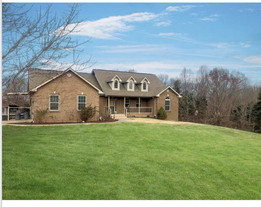 3945 Cumberland City Rd Property Photo - Indian Mound, TN real estate listing