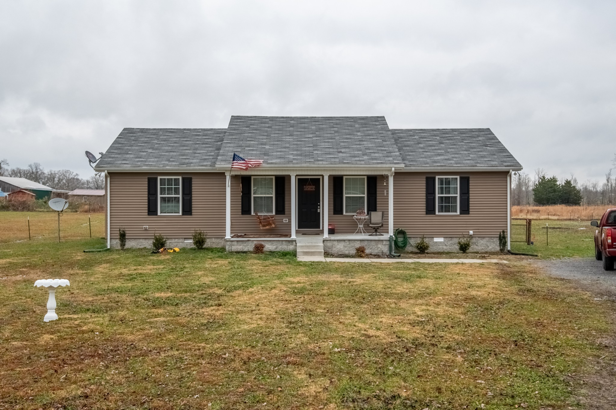 1163 Old McMinnville Hwy Property Photo - Woodbury, TN real estate listing