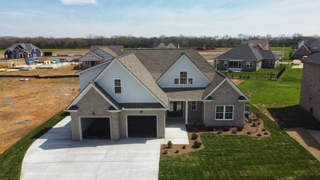 4030 Gilreath Pl Property Photo - Murfreesboro, TN real estate listing