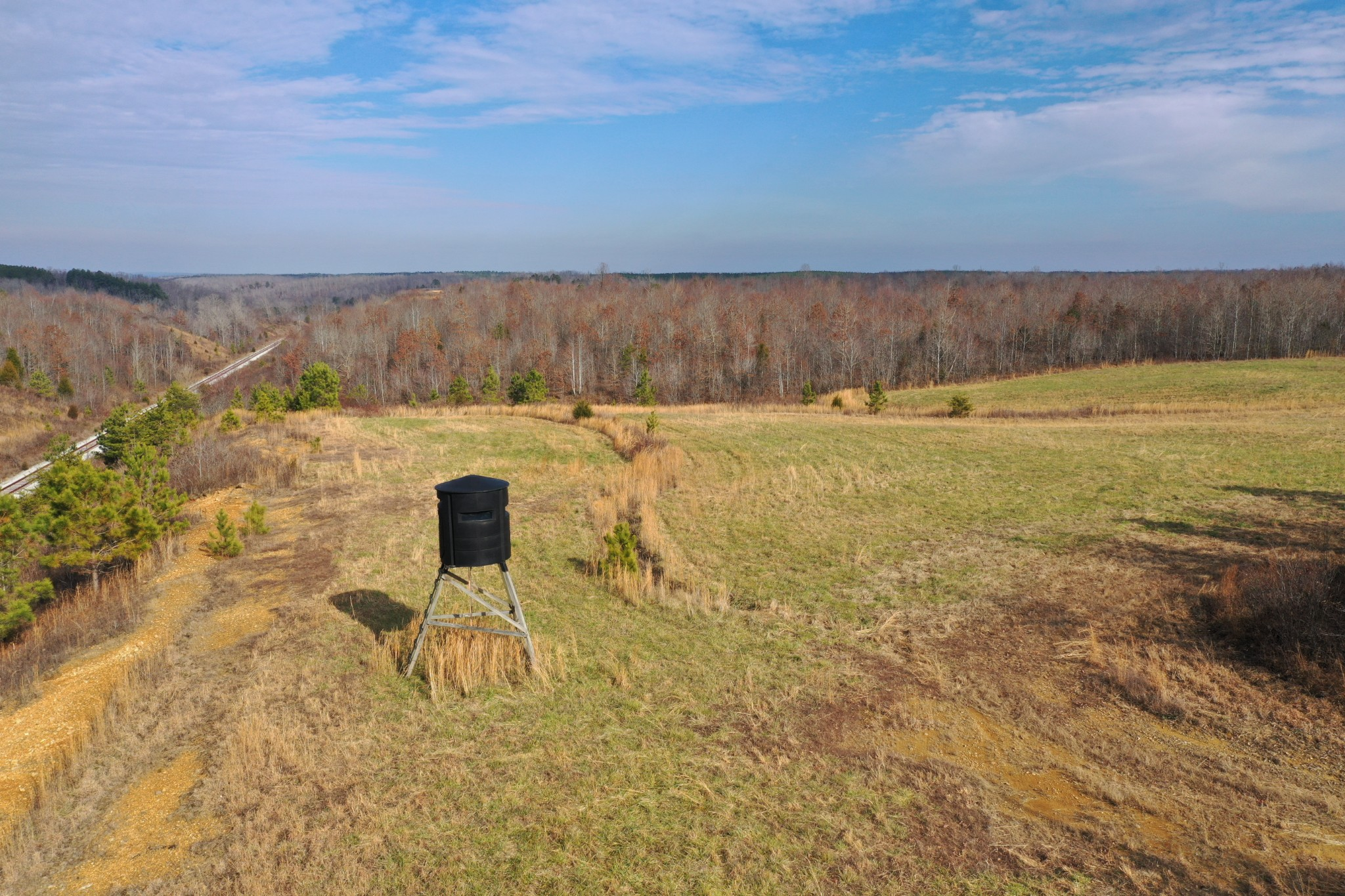 0 Simmons Branch Rd Property Photo - Centerville, TN real estate listing