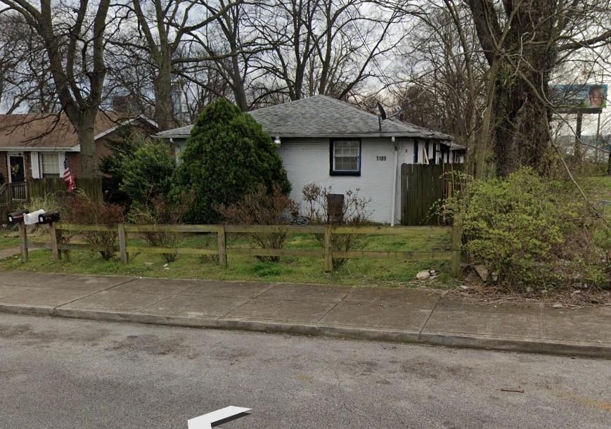 1109 Meharry Blvd Property Photo