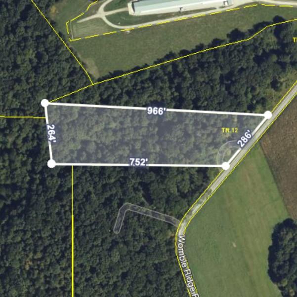837 Womble Ridge Rd Property Photo - Ethridge, TN real estate listing