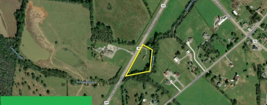 10963 Highway 99 Property Photo - Rockvale, TN real estate listing