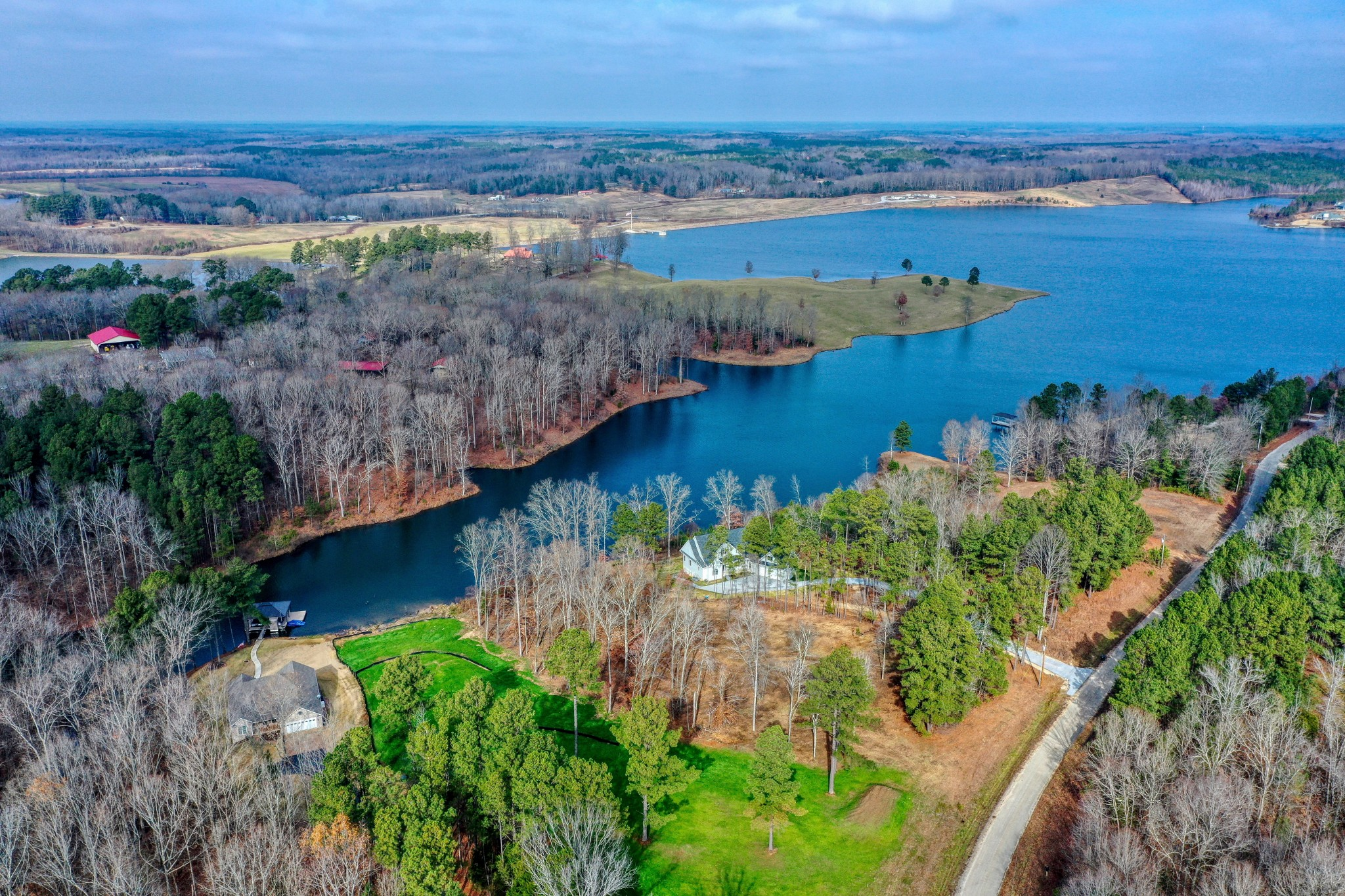 0 Reedy Creek Rd (Lot #2) Property Photo - Huntingdon, TN real estate listing