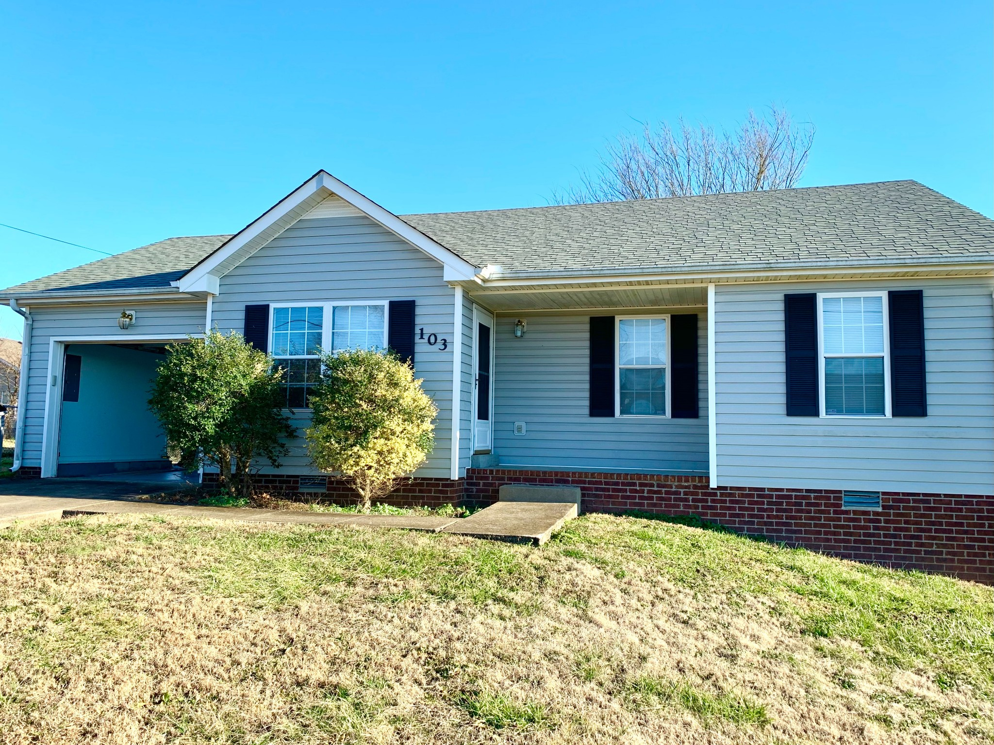 103 Pappy Dr Property Photo - Oak Grove, KY real estate listing