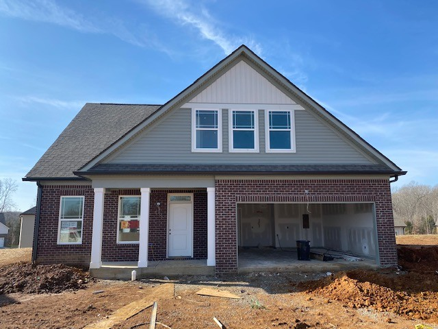 639 Whirlaway Drive (Lot 87) Property Photo - Burns, TN real estate listing