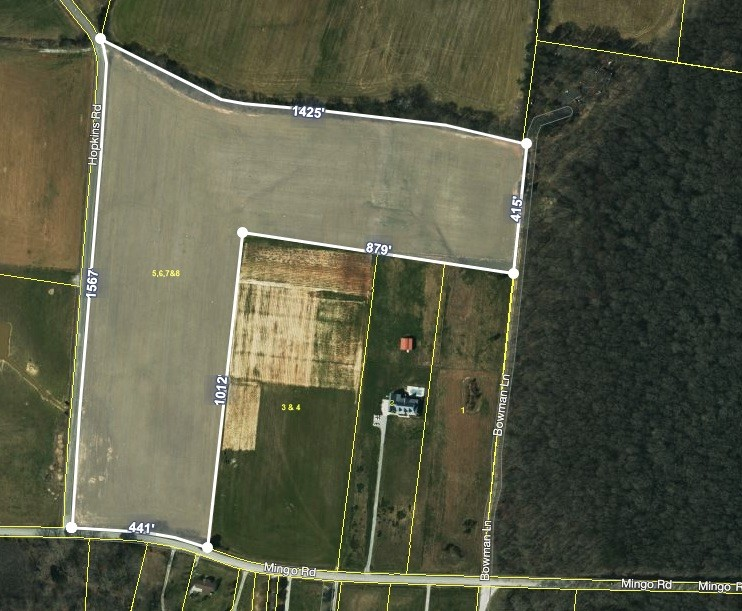 0 Mingo Rd Property Photo - Belvidere, TN real estate listing