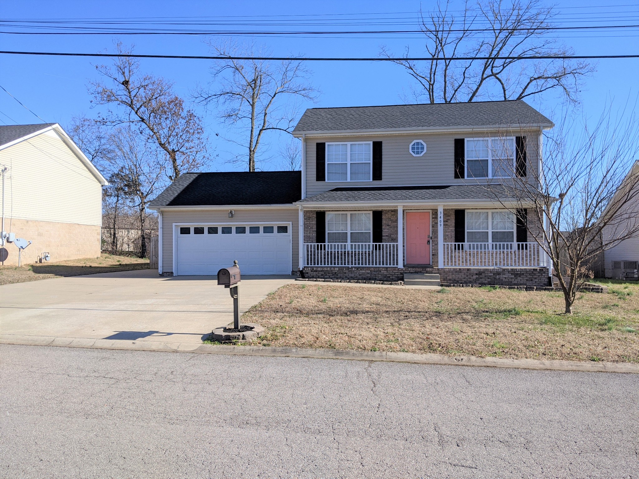 3409 Silty Ct Property Photo - Clarksville, TN real estate listing