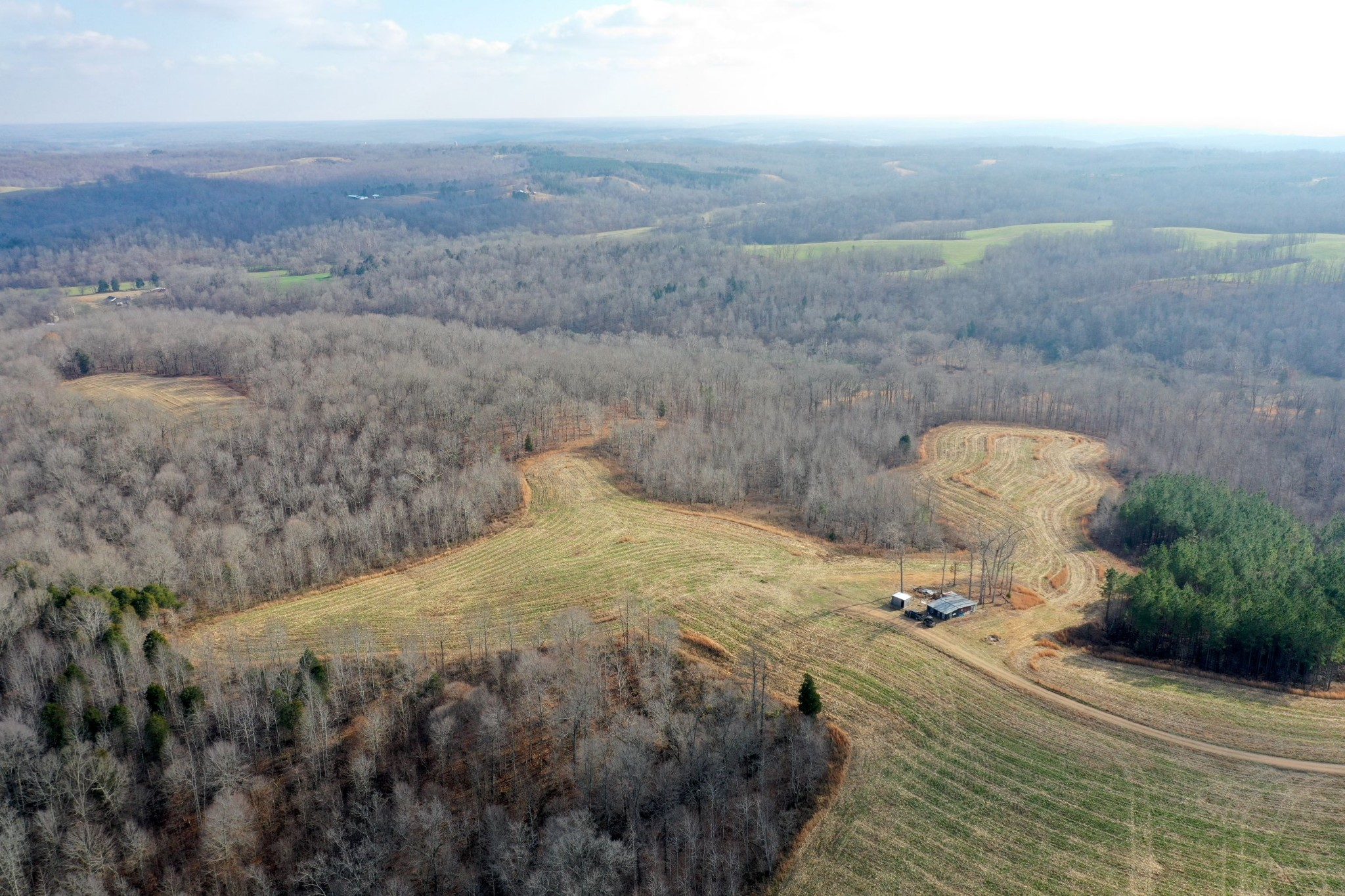 0 7 Mile Ridge Rd. Property Photo - Indian Mound, TN real estate listing