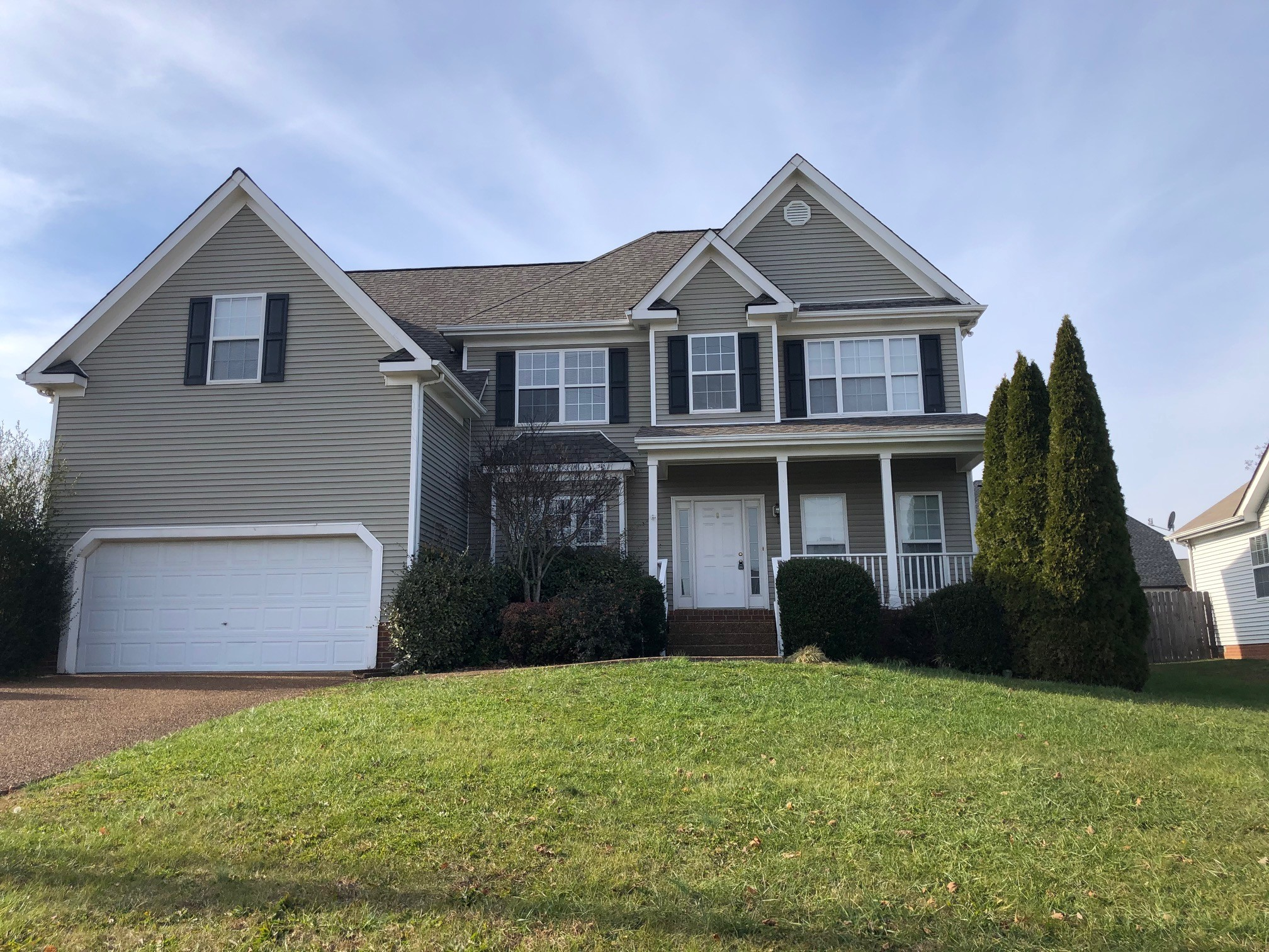 2624 Hansford Dr Property Photo - Thompsons Station, TN real estate listing