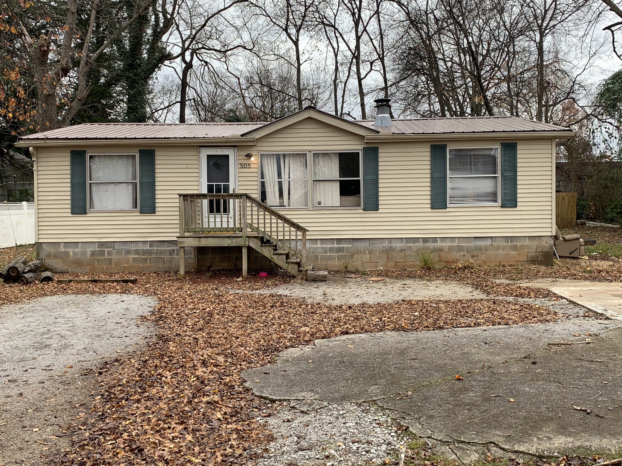 505 S Vine St Property Photo - Winchester, TN real estate listing