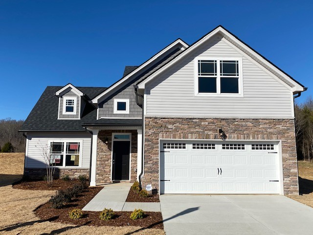 640 Whirlaway Drive (LOT 85) Property Photo - Burns, TN real estate listing