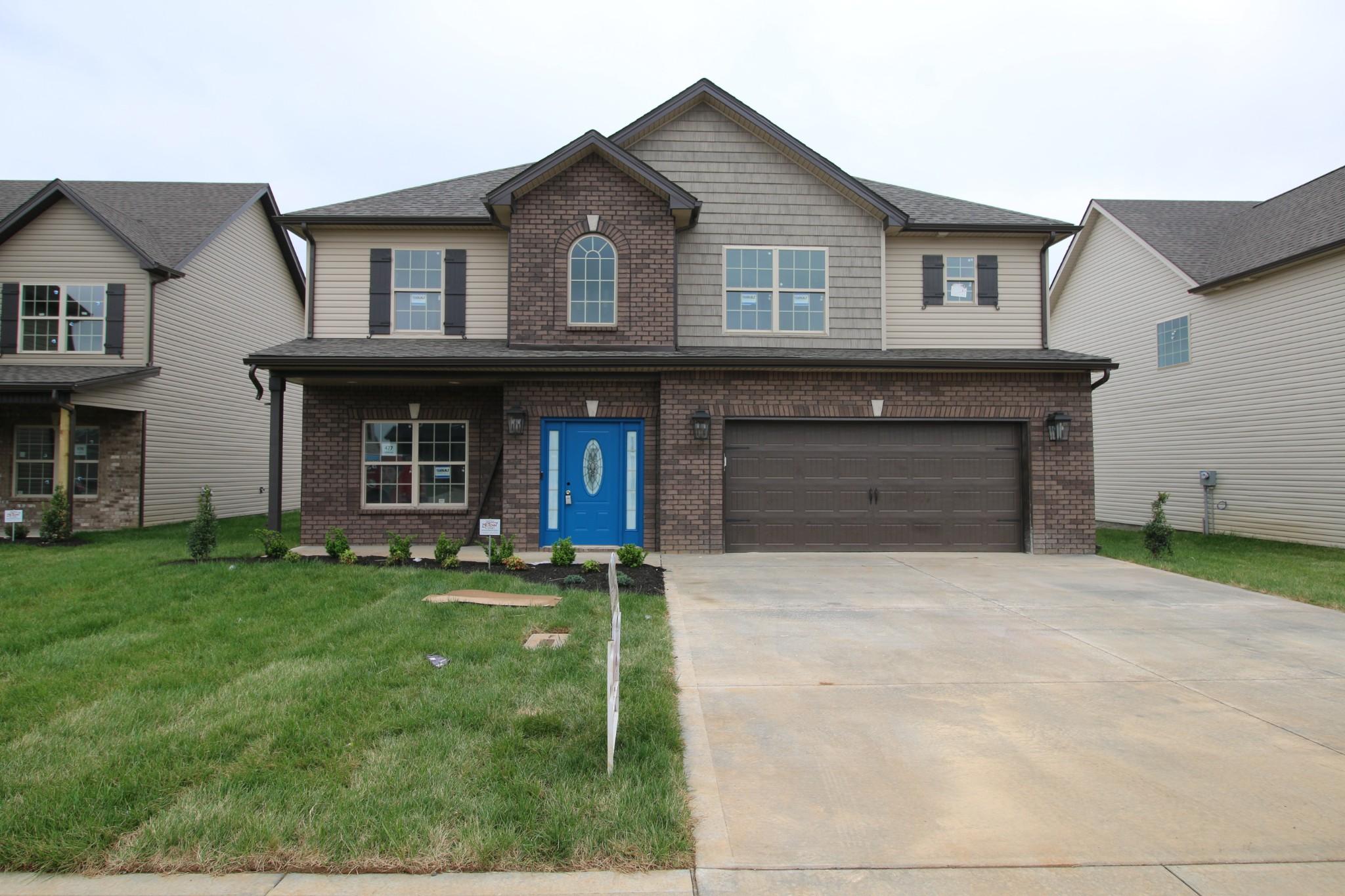 477 Autumn Creek Property Photo - Clarksville, TN real estate listing