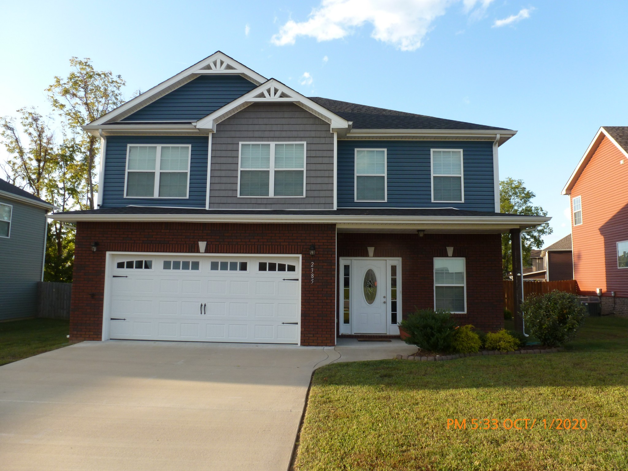 2385 Andersonville Dr Property Photo - Clarksville, TN real estate listing