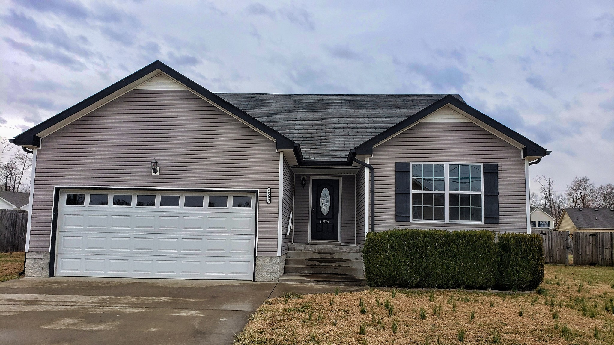 1509 Reasons Dr Property Photo - Clarksville, TN real estate listing