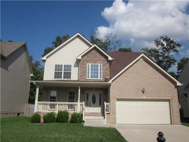 3345 Melissa Ln Property Photo - Clarksville, TN real estate listing