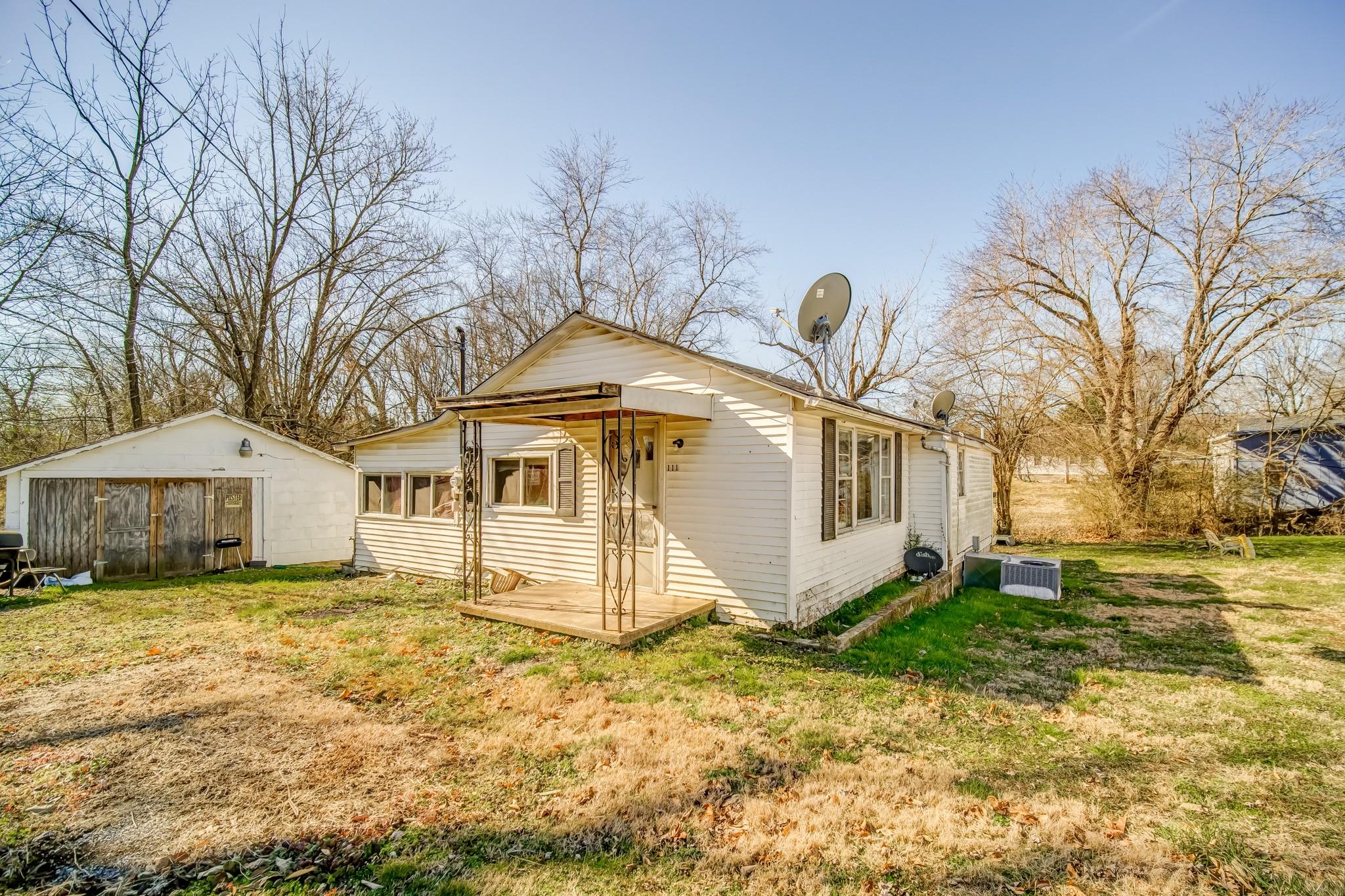 111 Water St Property Photo - Cornersville, TN real estate listing