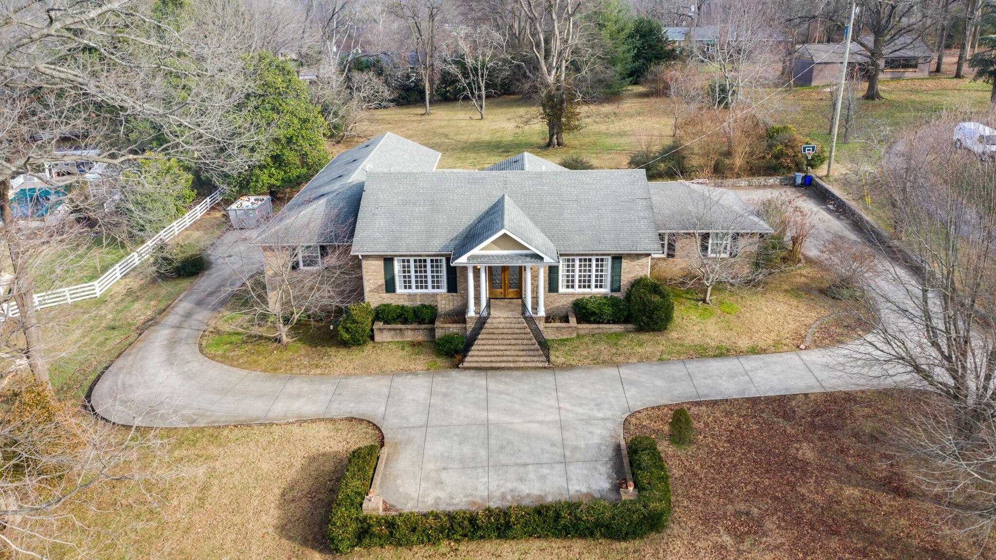 5020 Franklin Pike Property Photo - Nashville, TN real estate listing
