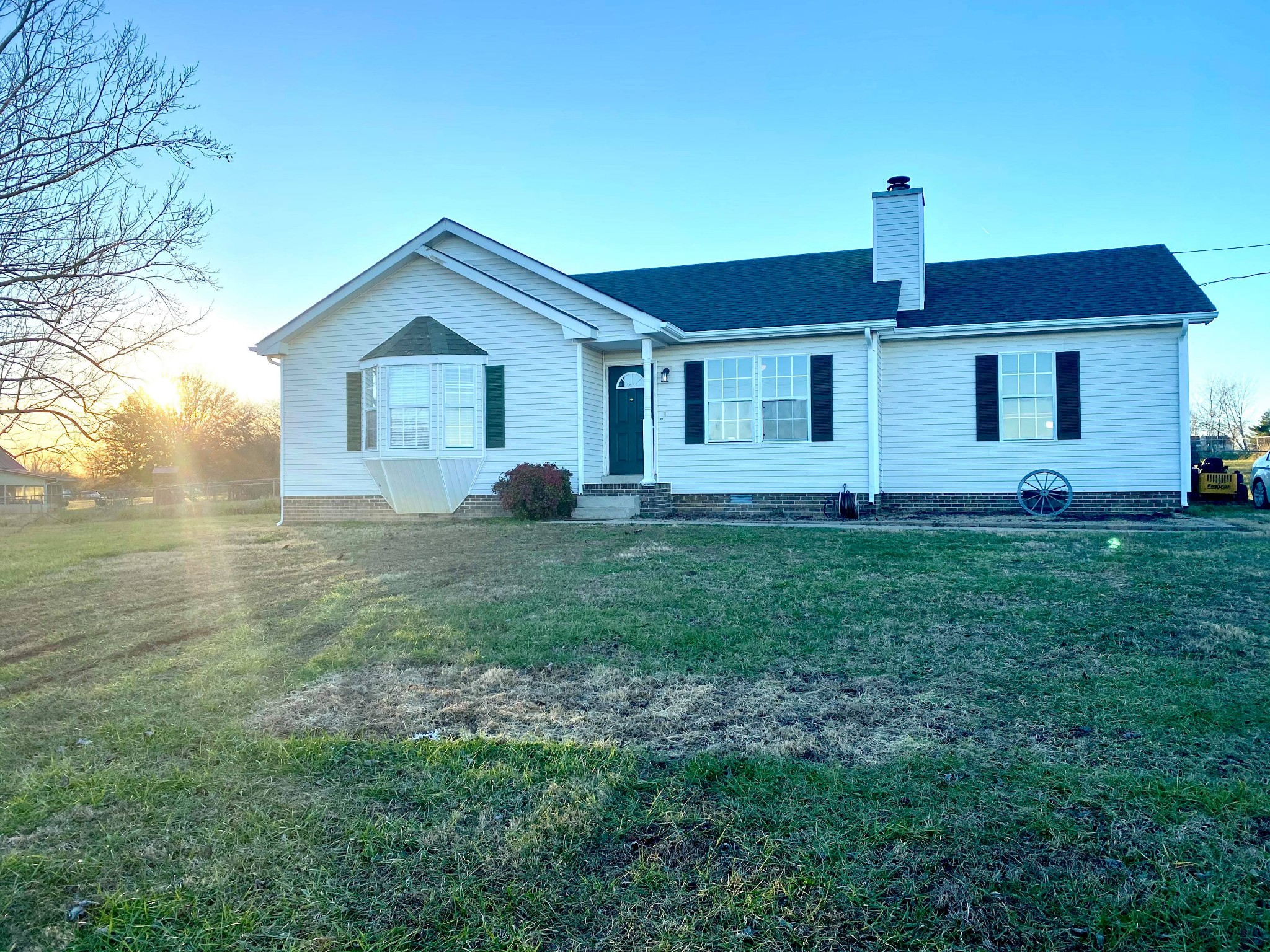 2391 Chester Harris Rd Property Photo - Woodlawn, TN real estate listing