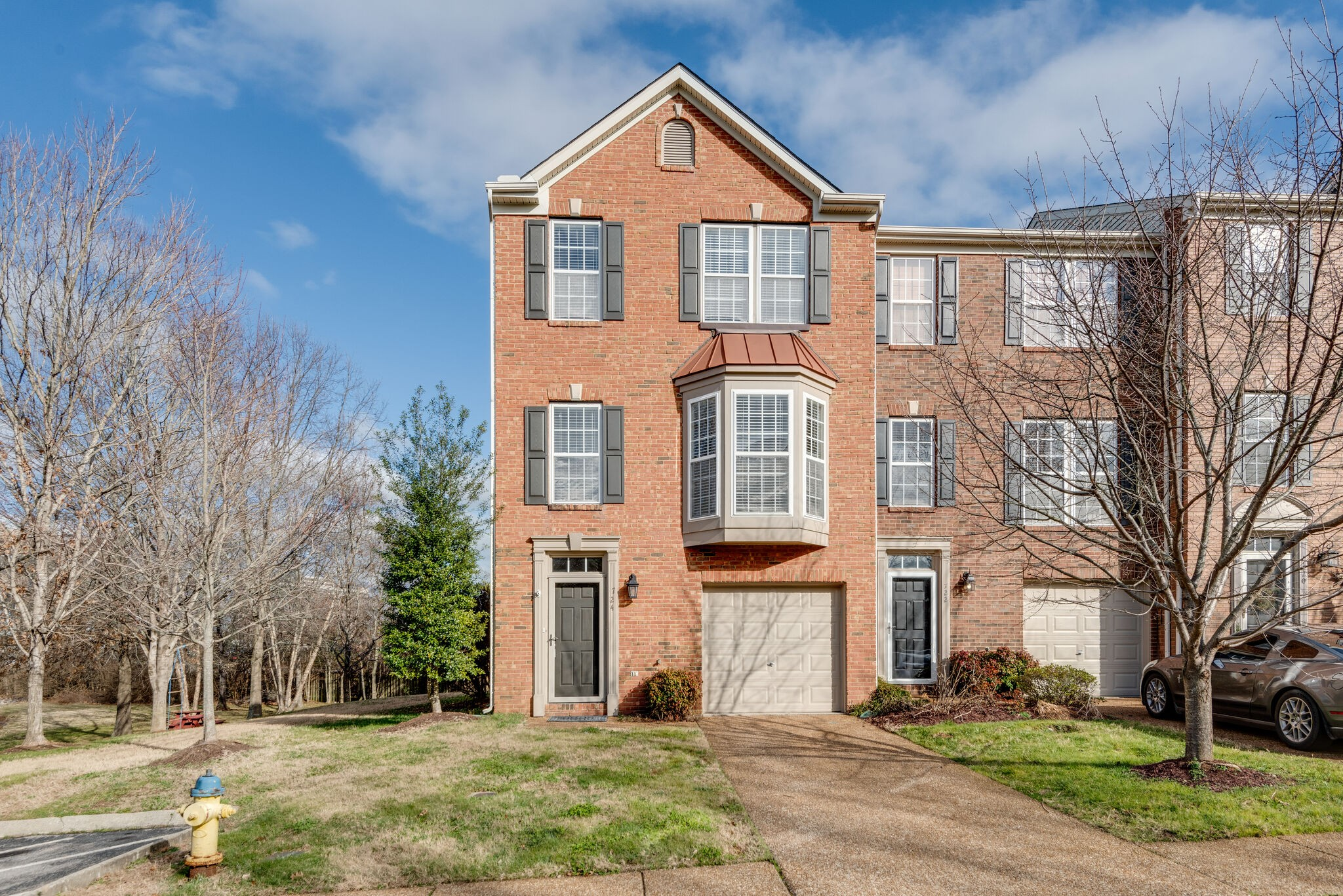 724 Huffine Manor Cir Property Photo - Franklin, TN real estate listing