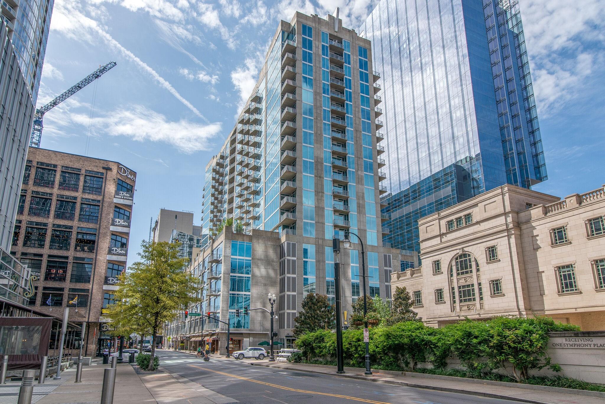 301 Demonbreun St #409 Property Photo - Nashville, TN real estate listing