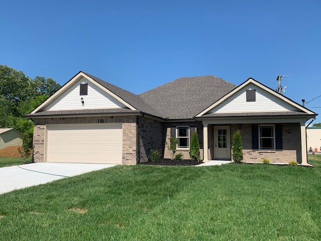 445 Preserve Circle Property Photo - Manchester, TN real estate listing